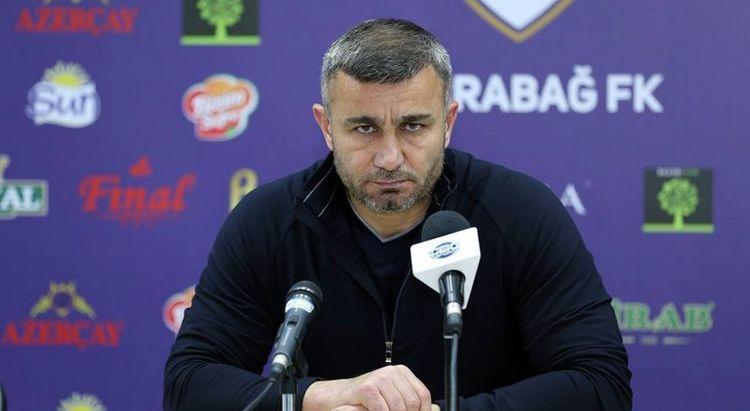 """Qurban Qurbanov: """"Çalışırıq, dekabra qədər rotasiyalarla formanı qoruyaq"""""""
