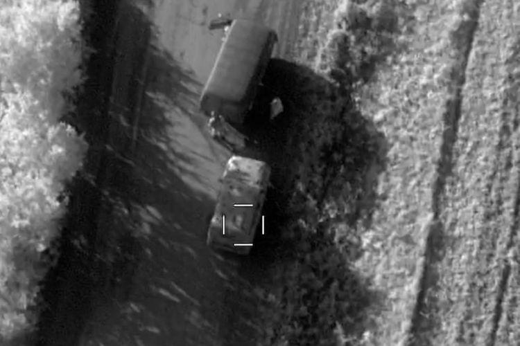 Минобороны Азербайджана: Уничтожены военная техника и боеприпасы противника - ВИДЕО