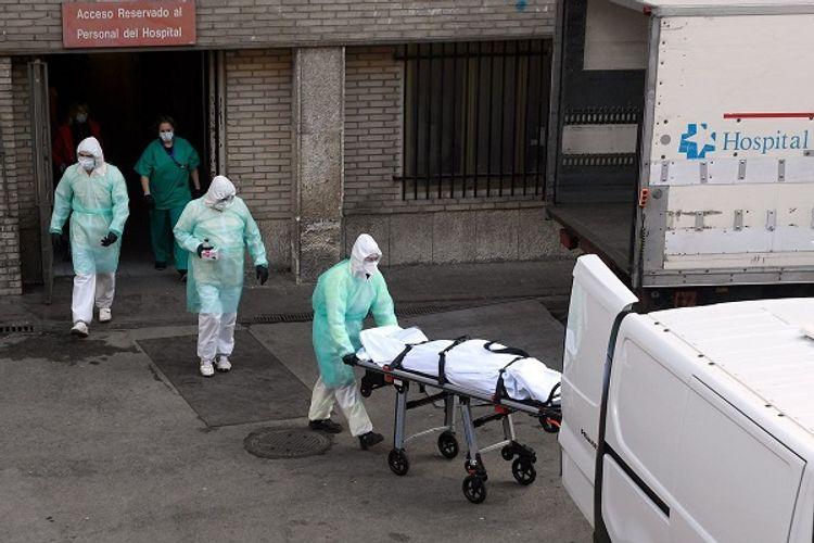 В Италии выявили более 21 тысячи случаев коронавируса за сутки
