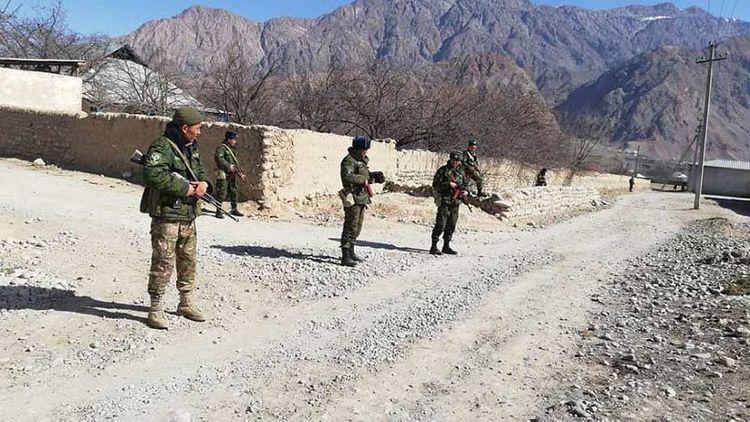 В Душанбе сообщили, что на границе Таджикистана и Киргизии произошел конфликт