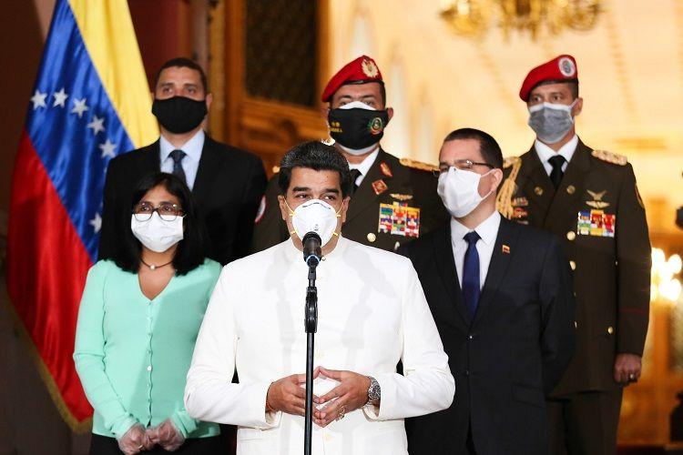 Maduro Venesuela alimləri tərəfindən koronavirusa qarşı preparat hazırlandığını bildirib
