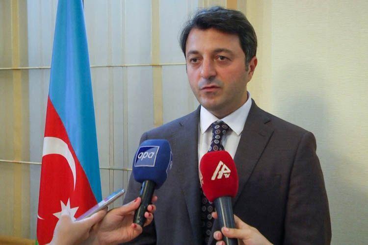 Tural Ganjaliyev addresses Armenian Community of Garabagh