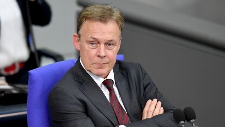 German Parliament Vice President died
