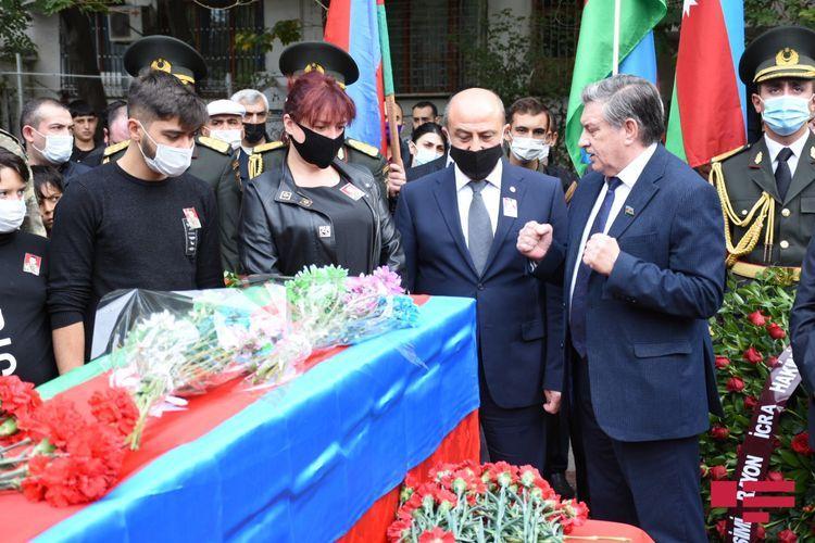 Михаил Забелин: Скоро наш флаг будет развеваться в Шуше