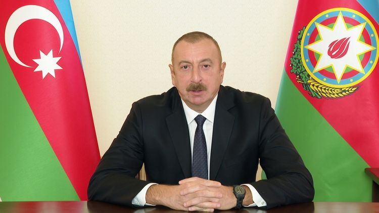 In his address to nation, President Ilham Aliyev spoke about how he proved to world that Karabakh is Azerbaijan