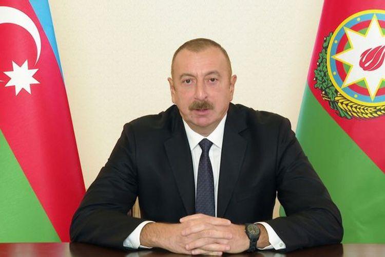 """Prezident İlham Əliyev: """"Azərbaycan xalqı bu haqsızlığı unutmayacaq"""""""