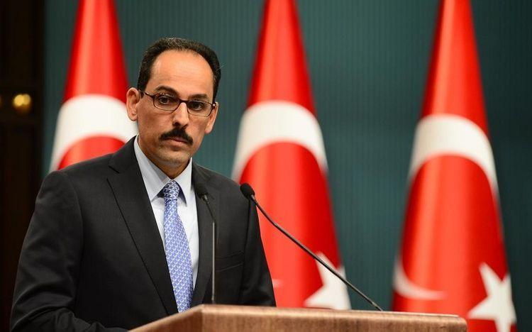 "Ibrahim Kalin: ""Sooner or later Garabagh will be liberated"""