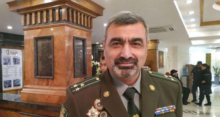Commander of Armenia