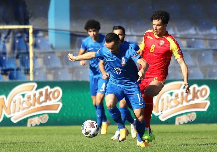 Сборная Азербайджана проведет домашнюю игру в Загребе