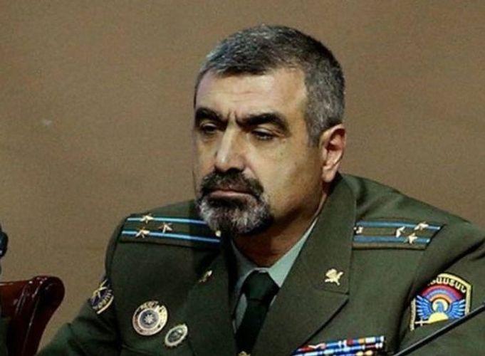 Уволен командующий погранвойсками СНБ Армении, назначен новый