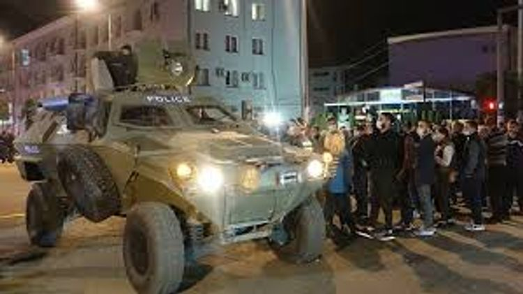 МВД Грузии назвало захват банка в Зугдиди терактом