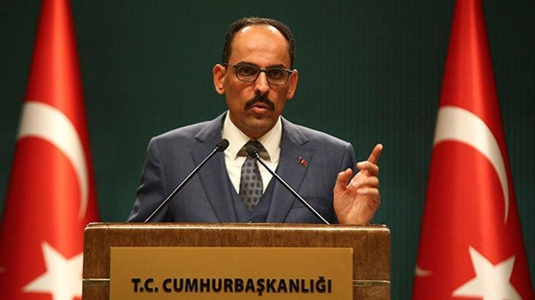 Spokesperson for the Turkish presidency and U.S. National Security Advisor discussed Nagorno Karabakh conflict