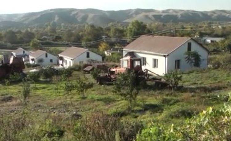 Освобожденное от оккупации село Ханлыг Губадлинского района - ВИДЕО