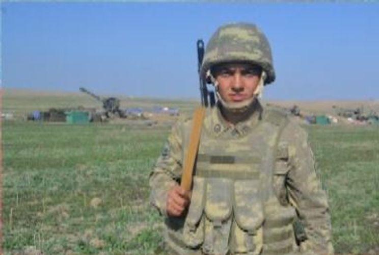 Солдат ВС Азербайджана, достойно выполняющий боевую задачу - ВИДЕО