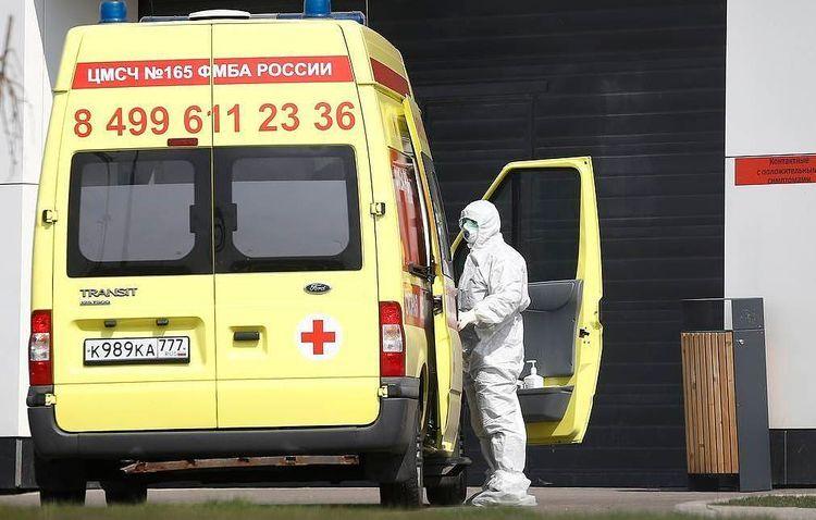 Число умерших с коронавирусом в Москве превысило 6,5 тыс. человек