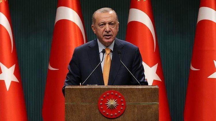 Turkey's president hails anti-terror op in Hatay