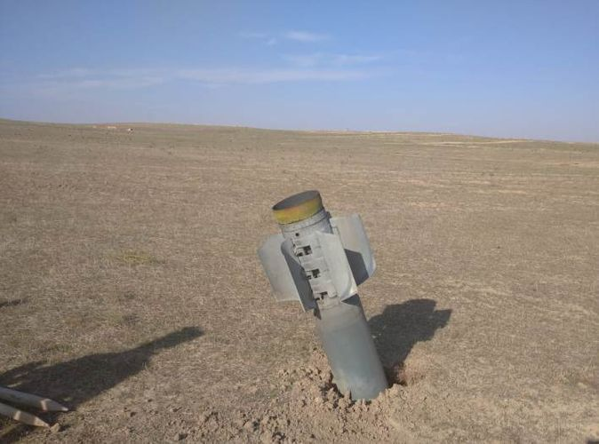 Remains of artillery shells found in 5 regions of Azerbaijan - PHOTO