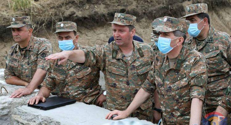 «Министр обороны» «НКР» ранен, на его место назначен другой