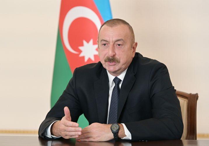 Президент Азербайджана: Всё будет зависеть от того, как поведёт себя Армения