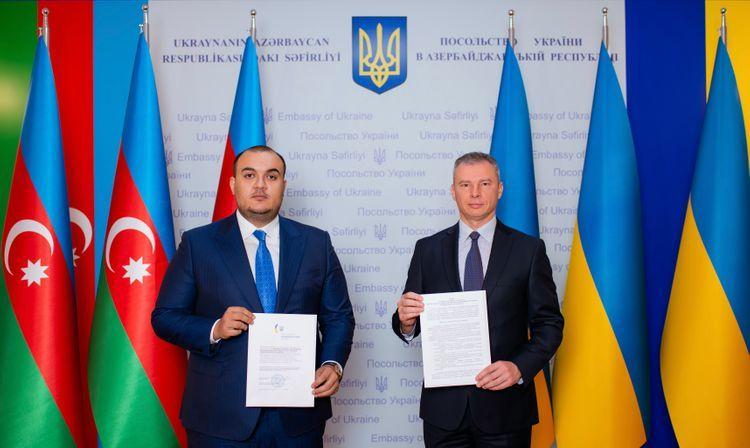 First Honorary Consulate of Ukraine opens in Azerbaijan