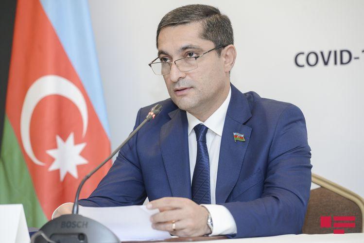 """Deputat: """"Həmsədr ölkələr xüsusilə ehtiyatlı və balanslı davranmalıdır"""""""