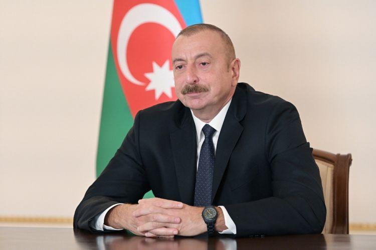 Президент Ильхам Алиев рассказал о том, каким он видит будущее Карабахского региона Азербайджана