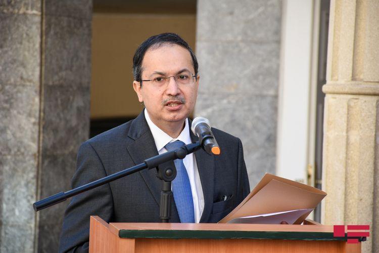 "Pakistan's ambassador: ""It is important that international community stands by Kashmir people"""