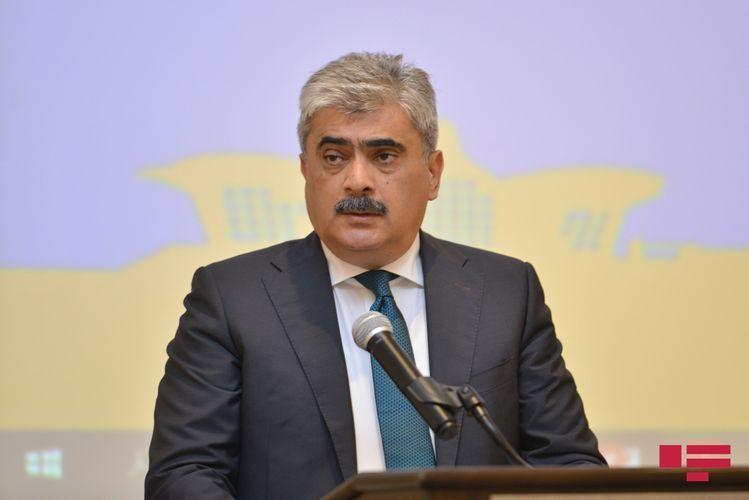 Минфин: Распространенное в соцсетях от имени Самира Шарифова письмо является фейком и очередной провокацией Армении