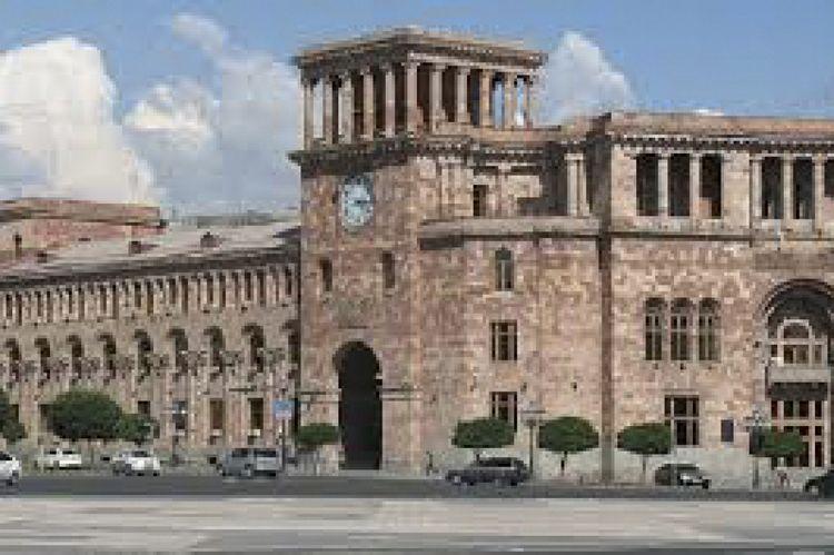 Уволен глава департамента контрразведки СНБ Армении