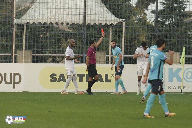 """AFFA """"Qarabağ""""ın futbolçusunun cəzasını açıqlayıb"""