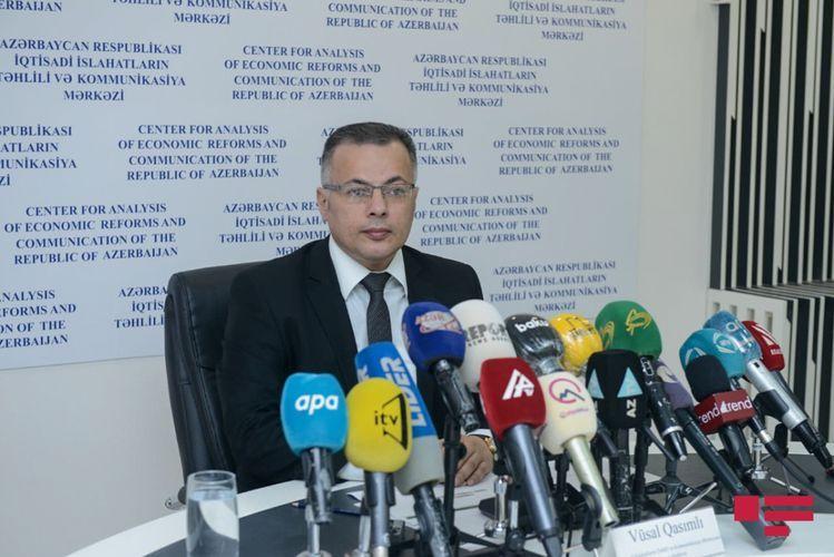 "Vusal Gasimli: ""Armenia's military losses exceeded $ 2,7 bln."""