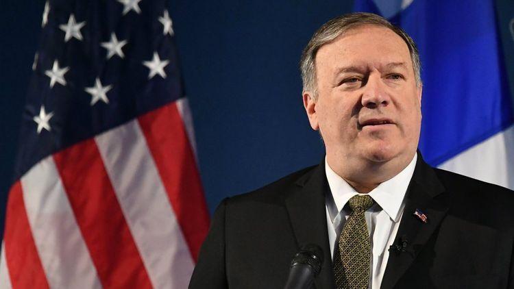 U.S. Secretary Mike Pompeo and Azerbaijani President spoke on phone