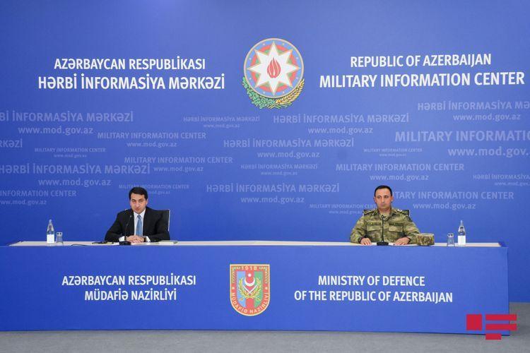 "Hikmet Hajiyev: ""Armenia has placed PKK members in Shusha, they are dressed in the uniform of Azerbaijani servicemen"""