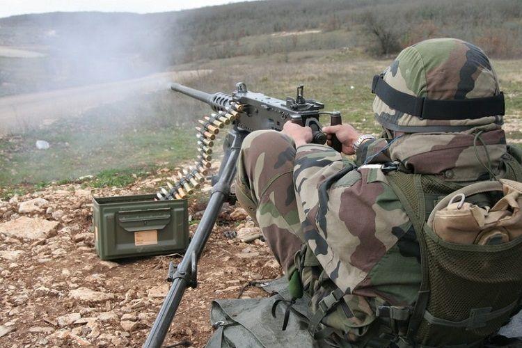 Azerbaijan Army does not fire on civilians