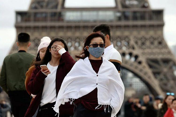 Fransada bir gündə 33 mindən çox insana COVID-19 diaqnozu qoyulub