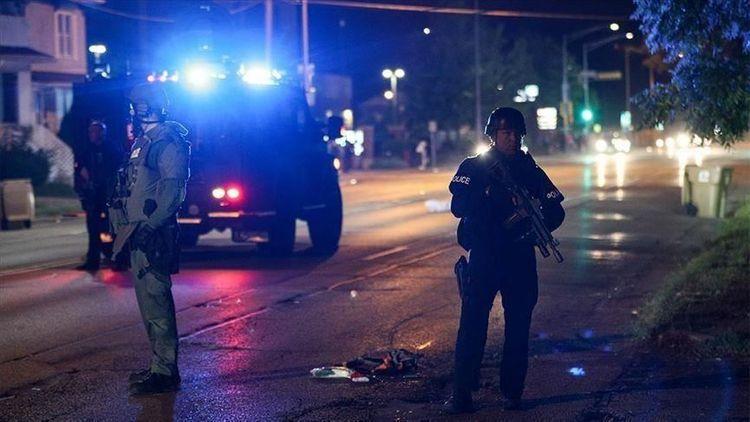 US: Black man shot dead by Philadelphia police