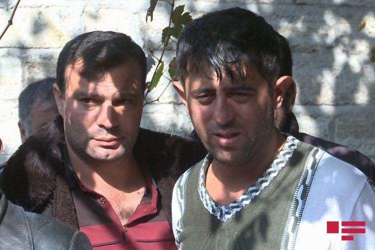 Похоронены мирные жители, погибшие в результате обстрела армянами Барды - ФОТО