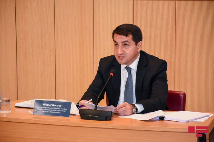 Помощник президента: ВC Армении нанесли ракетный удар по Барде