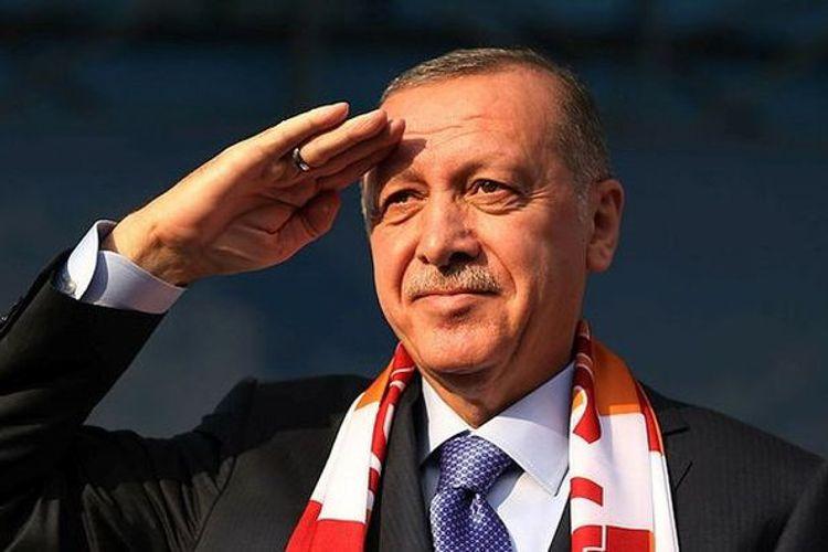 """Türkiyə Prezidenti: """"Zəfər Azərbaycanındır!"""""""