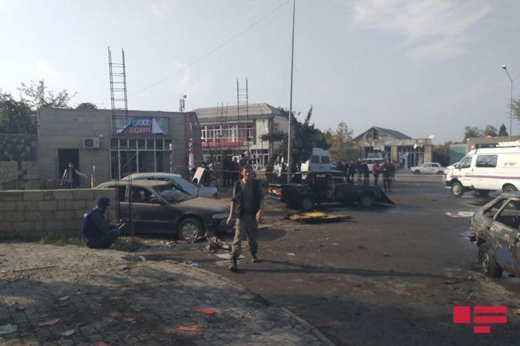 Число погибших в результате ракетного обстрела армянской армией Барды достигло 20 человек