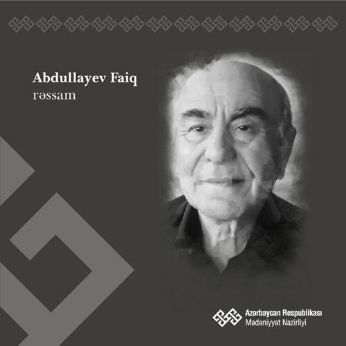 Əməkdar rəssam Faiq Abdullayev vəfat edib
