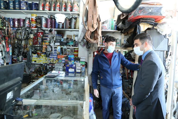 Damage was caused to over 250 entrepreneurial entities as a result of Armenia's acts of vandalism