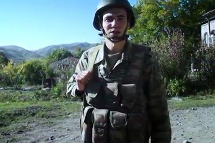Азербайджанская армия уверенно продвигается вперед - ВИДЕО