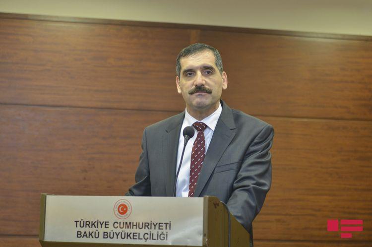 """Türkiyə səfiri: """"Azərbaycan işğal altında olan torpaqlarını azad etmək üçün Qurtuluş Savaşı aparır"""""""