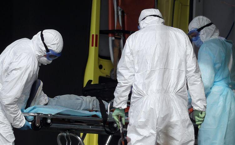 В Москве умерли еще 66 пациентов с коронавирусом