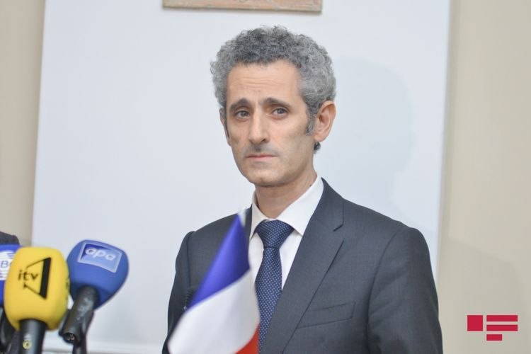 """French ambassador: """"Very saddened by the loss of life in Barda"""""""