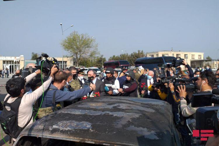 Хикмет Гаджиев: Они трусливо убегают с поля боя и совершают такие подлые действия против гражданских лиц