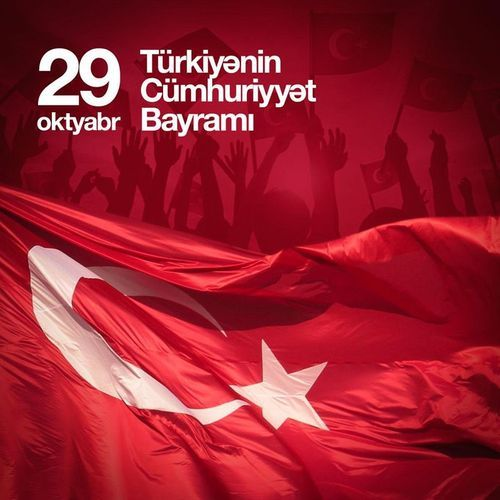 First Vice-President Mehriban Aliyeva congratulated brotherly people of Turkey on 29 October-Republic Day