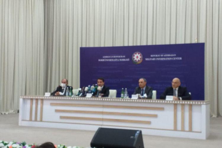 """Azərbaycan Ermənistanın cinayətlərinin qiymətləndirilməsi üçün """"Human Right Watch"""" və """"Amnesty İnternational""""a dəvət göndərib"""