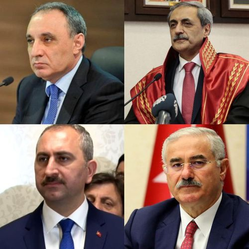 Azerbaijani Prosecutor General hold phone conversation with Turkey's prosecutor General, Minister of Justice and chairman of Supreme Court
